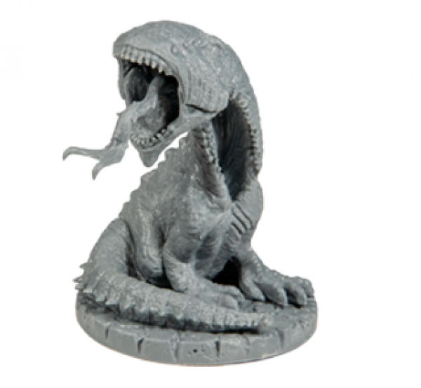 Cthulhu Mythos Miniatures: Bokrug