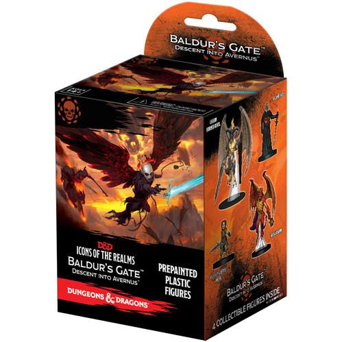D&D Miniatures: Baldur's Gate Descent Into Avernus Booster Pack (1)