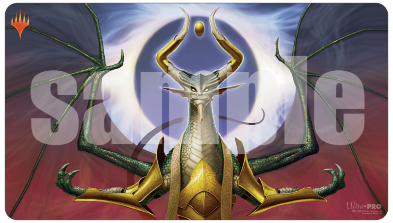 Ultra Pro: War of the Spark Alternate Art Playmat - Bolas for Magic: The Gathering