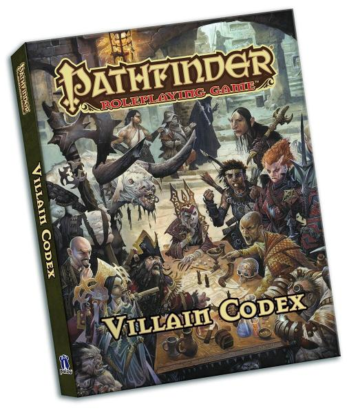 Pathfinder RPG: Villain Codex Pocket Edition
