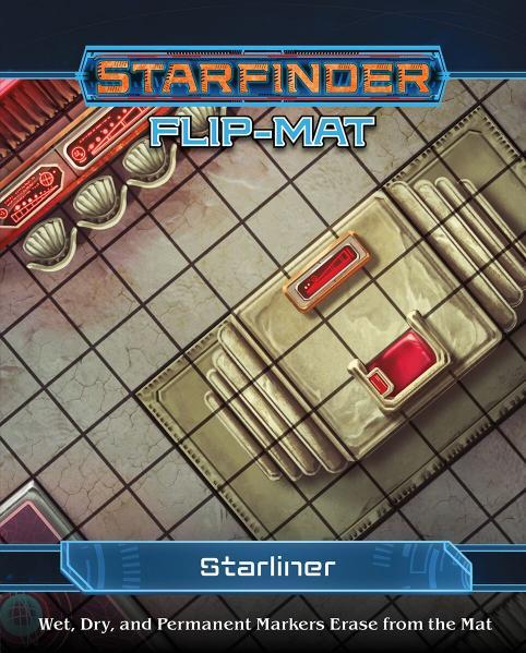 Starfinder RPG: (Flip-Mat) Starliner