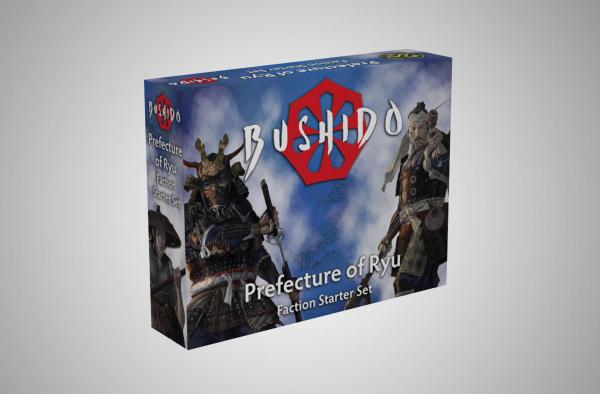 Bushido, Risen Sun: Prefecture of Ryu Starter Set