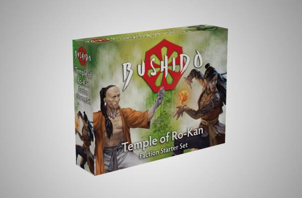 Bushido, Risen Sun: Temple of Ro-Kan Starter Set