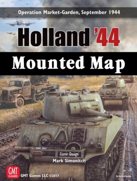 Holland '44 Mounted Map Set