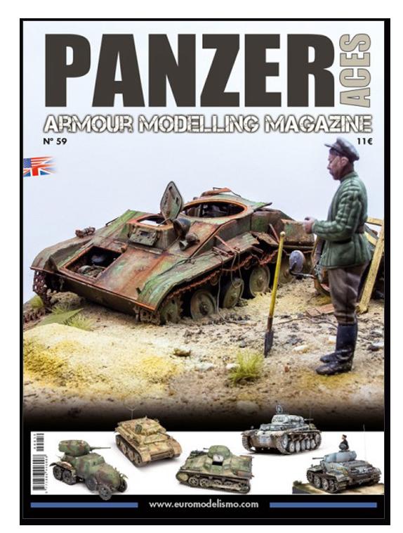 AMMO: Panzer Aces Nº59