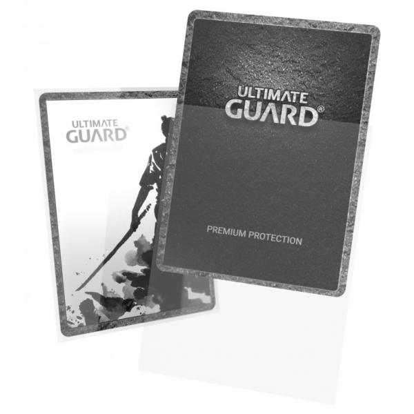 Card Sleeves: Katana Sleeves Standard Size - Transparent (100)