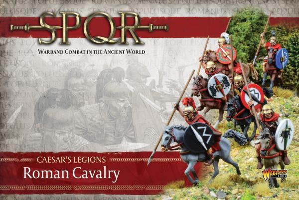 SPQR: Caesar's Legions - Roman Cavalry