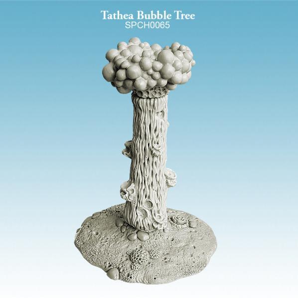 Miniature Terrain: Tathea Bubble Tree