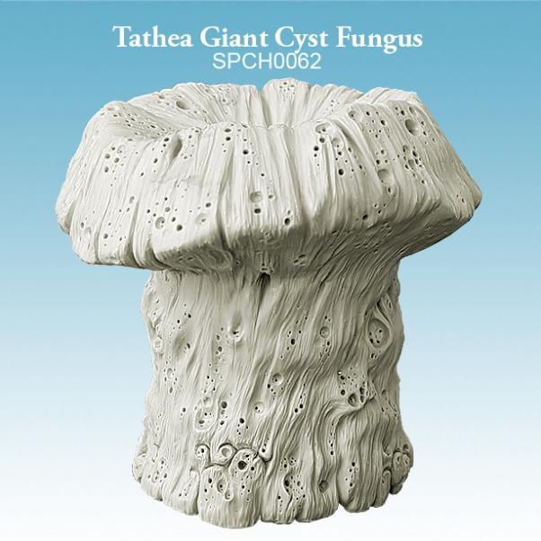 Miniature Terrain: Tathea Giant Cyst Fungus