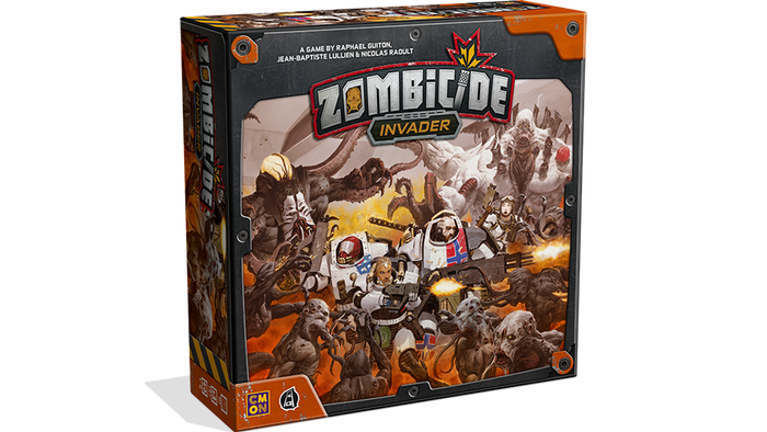 Zombicide: Invader Core Game