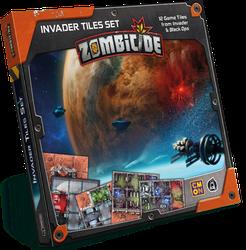 Zombicide: Invader - Tiles (12)