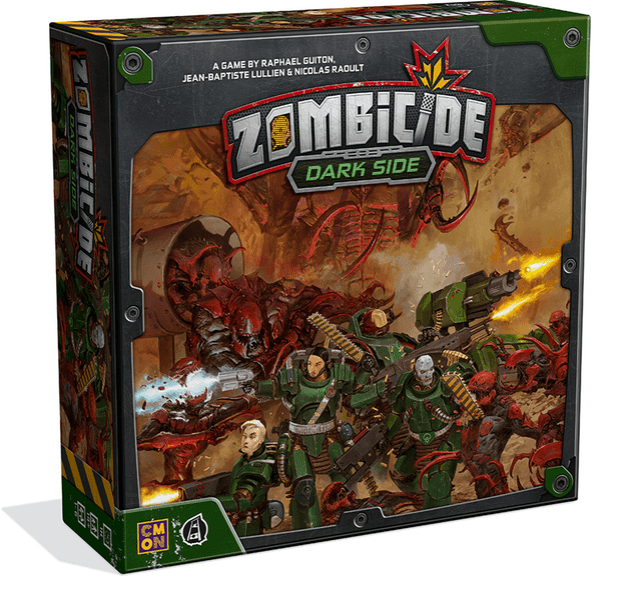 Zombicide: Invader - Dark Side (Stand Alone Expansion)