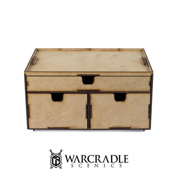 Painting Supplies: Paint Rack Storage