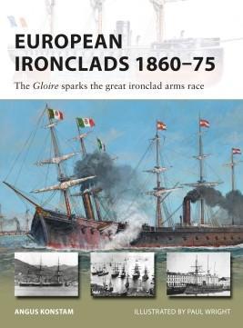 [New Vanguard #269] European Ironclads 1860–75