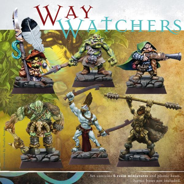28mm Fantasy - Way Watchers