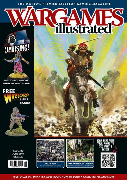 Wargames Illustrated Magazine #380