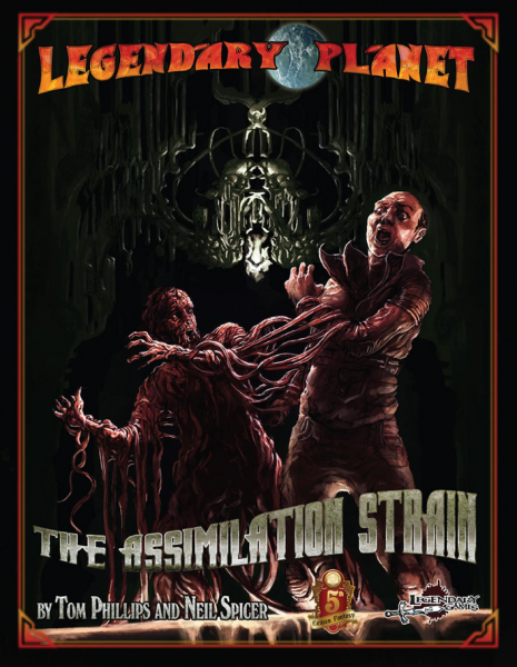 D&D 5th Edition: The Assimilation Strain (5E)