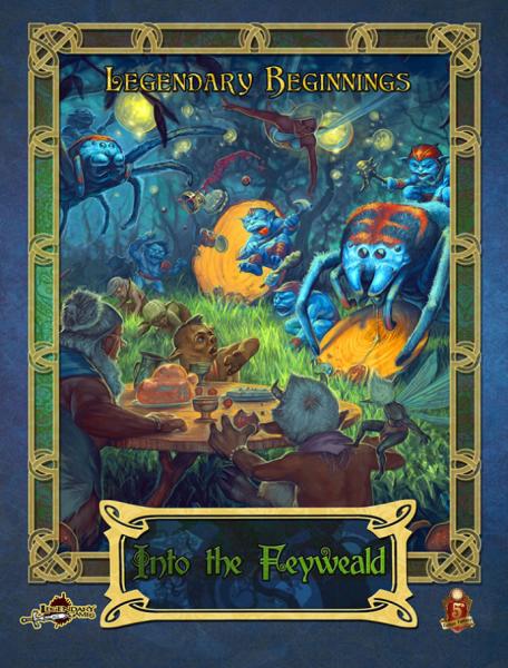 D&D 5th Edition: Into The Feyweald (5E)