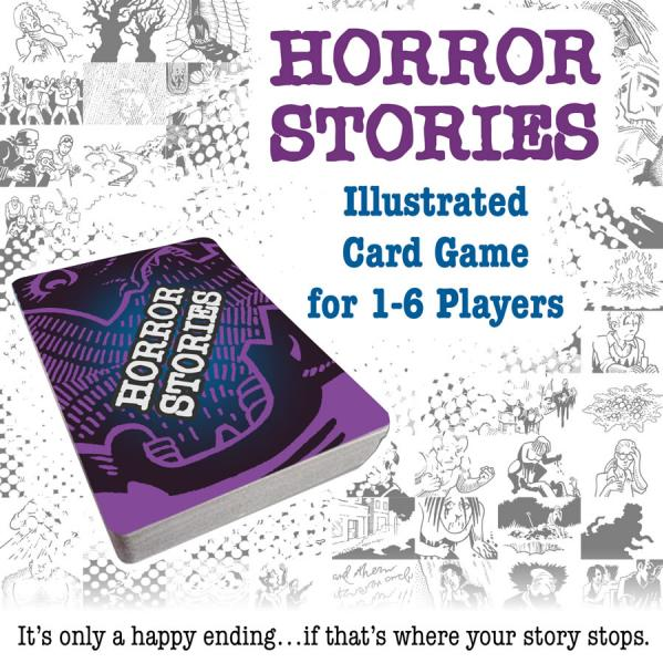 Horror Stories Card Game