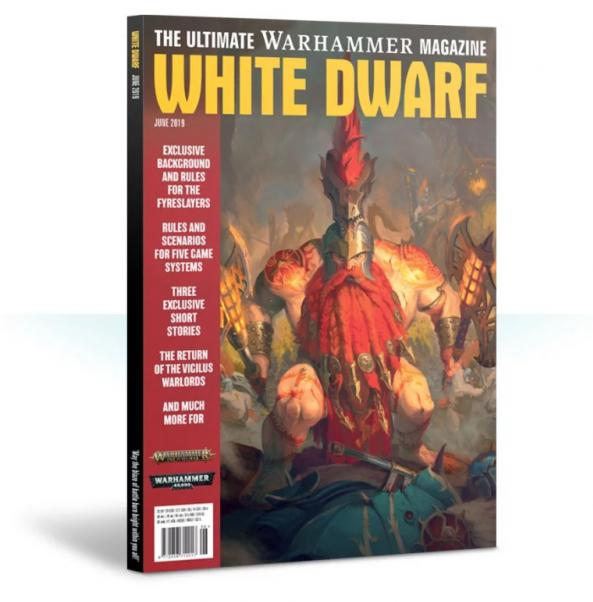 White Dwarf Magazine [JUN 2019]