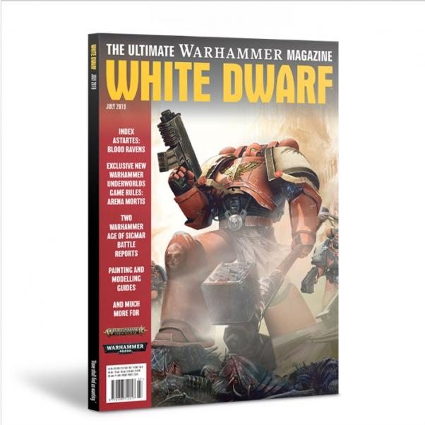White Dwarf Magazine [JUL 2019]