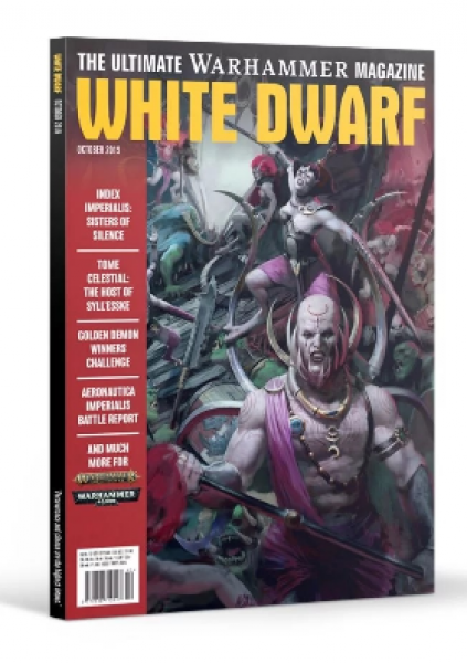 White Dwarf Magazine [OCT 2019]