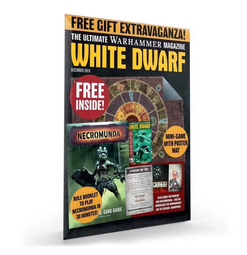 White Dwarf Magazine DEC 2019