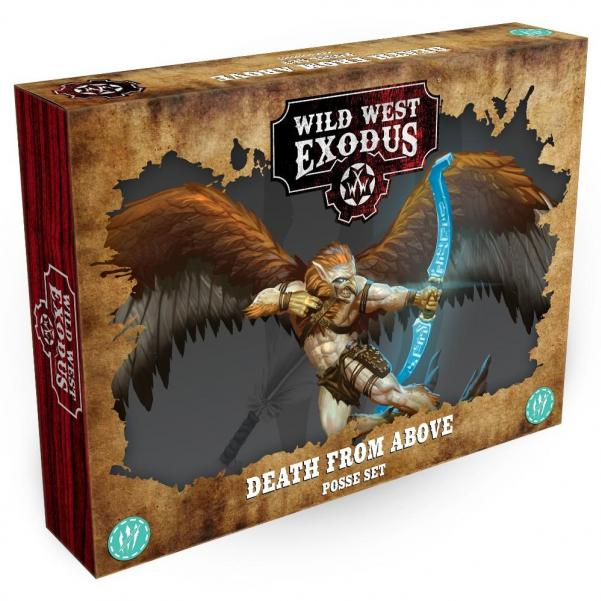 Wild West Exodus: Death from Above Posse