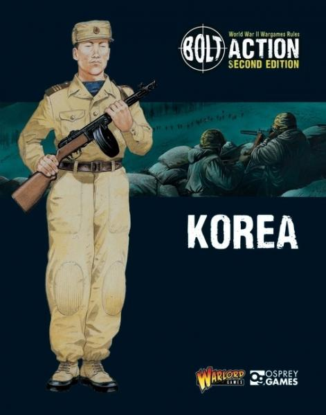 Bolt Action: Korean War Supplement