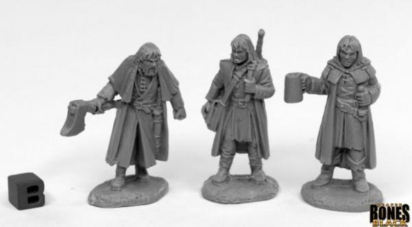 Dark Heaven Bones: Dreadmere Mercencaries (3)