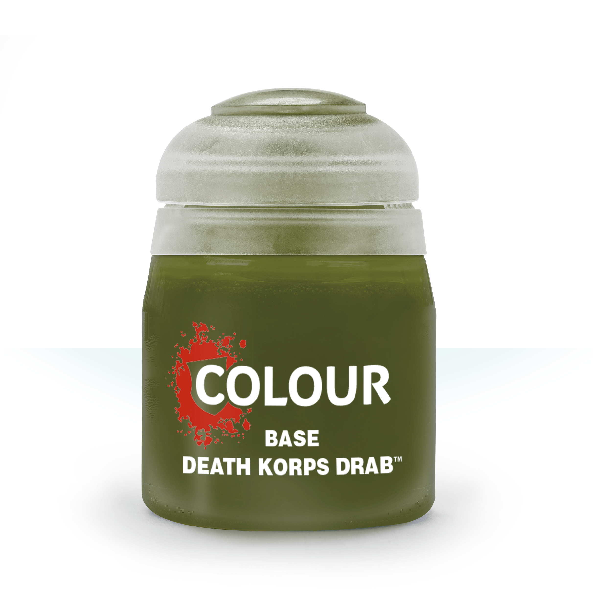 Citadel Base Paints: Death Korps Drab