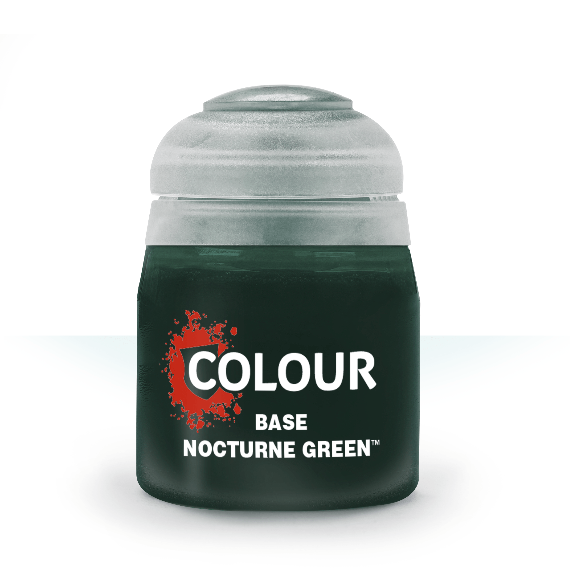 Citadel Base Paints: Nocturne Green