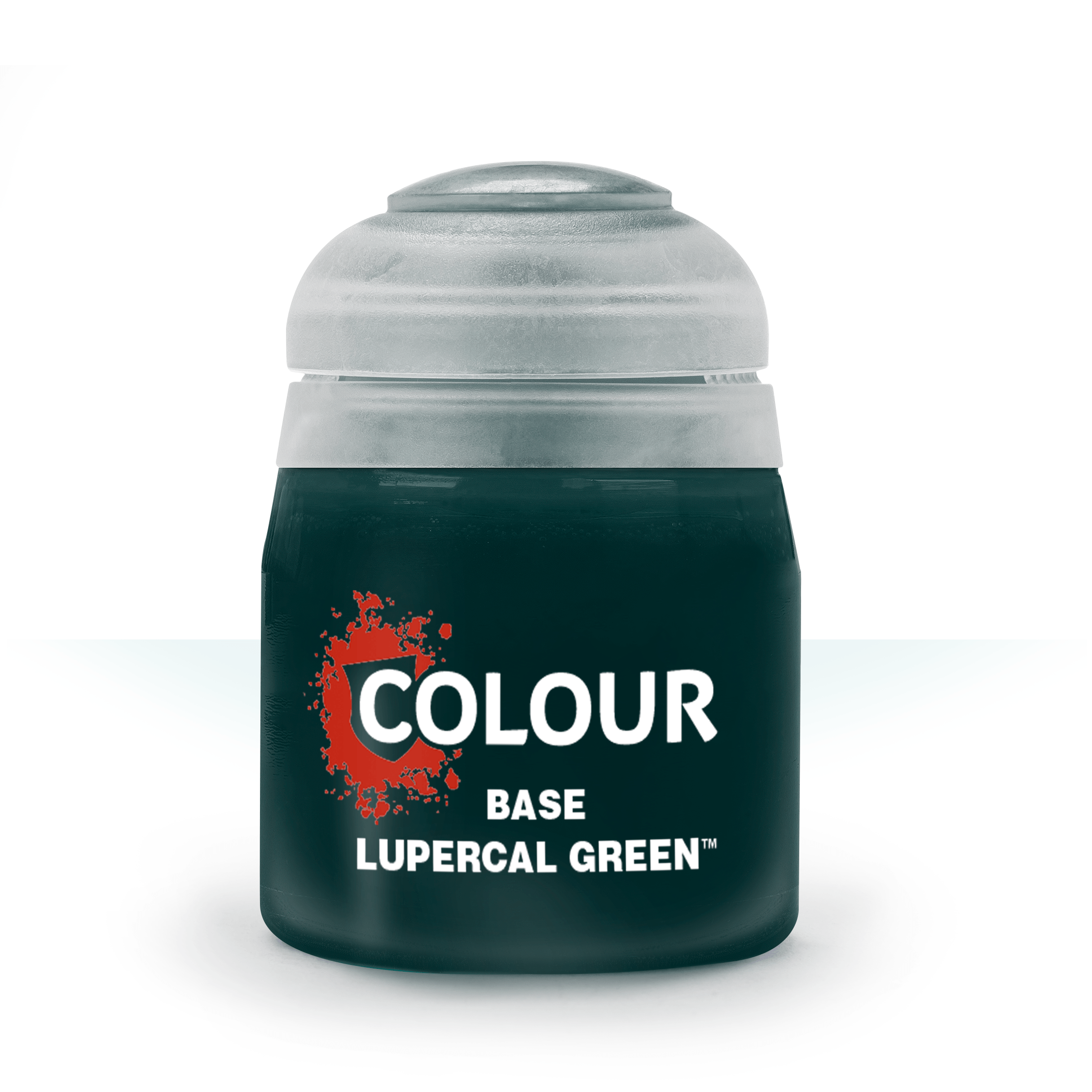 Citadel Base Paints: Lupercal Green
