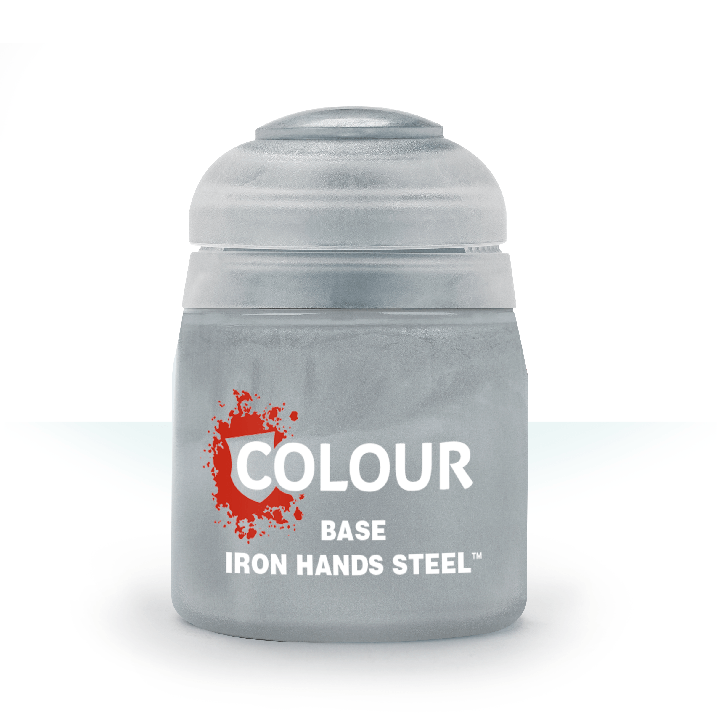 Citadel Base Paints: Iron Hands Steel