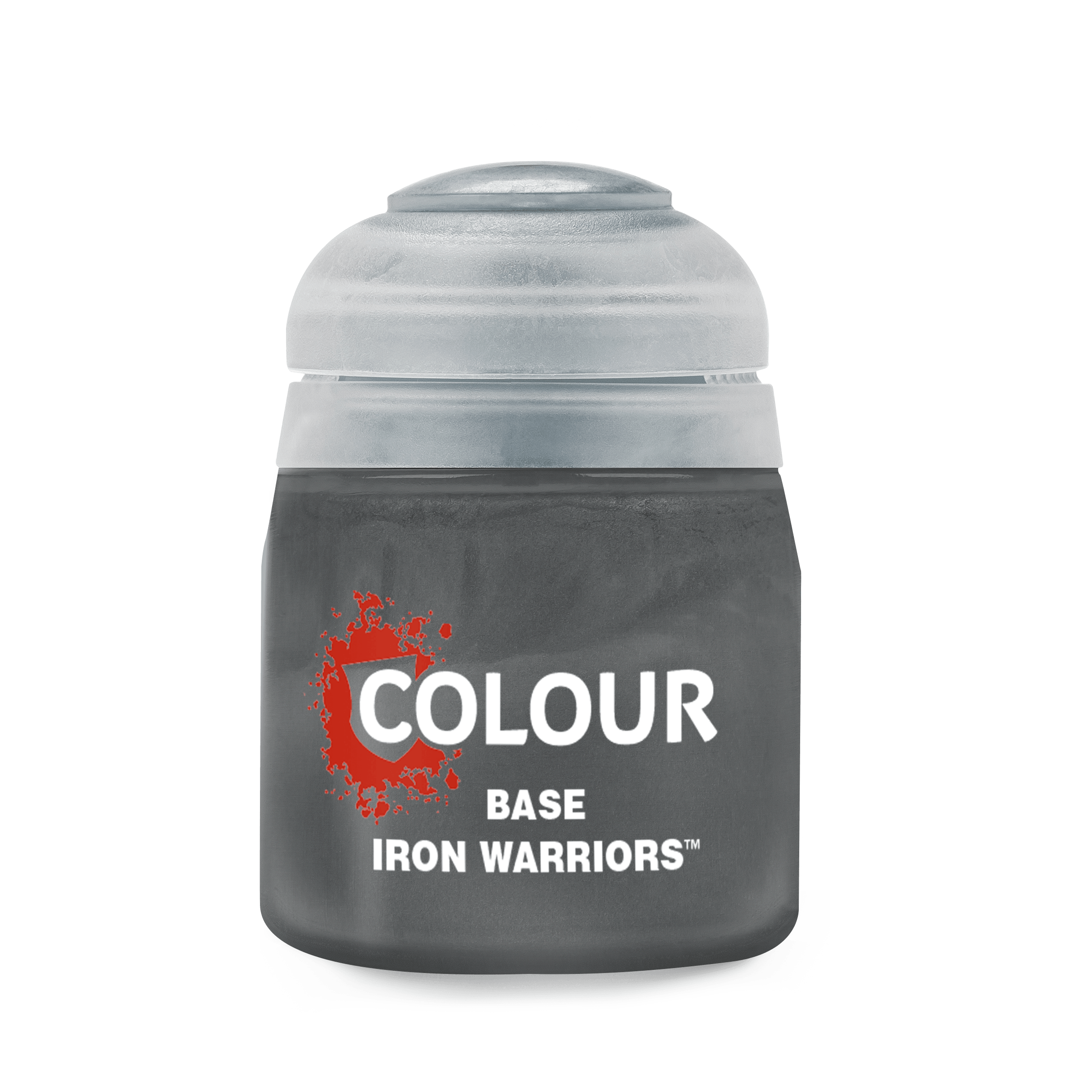 Citadel Base Paints: Iron Warriors