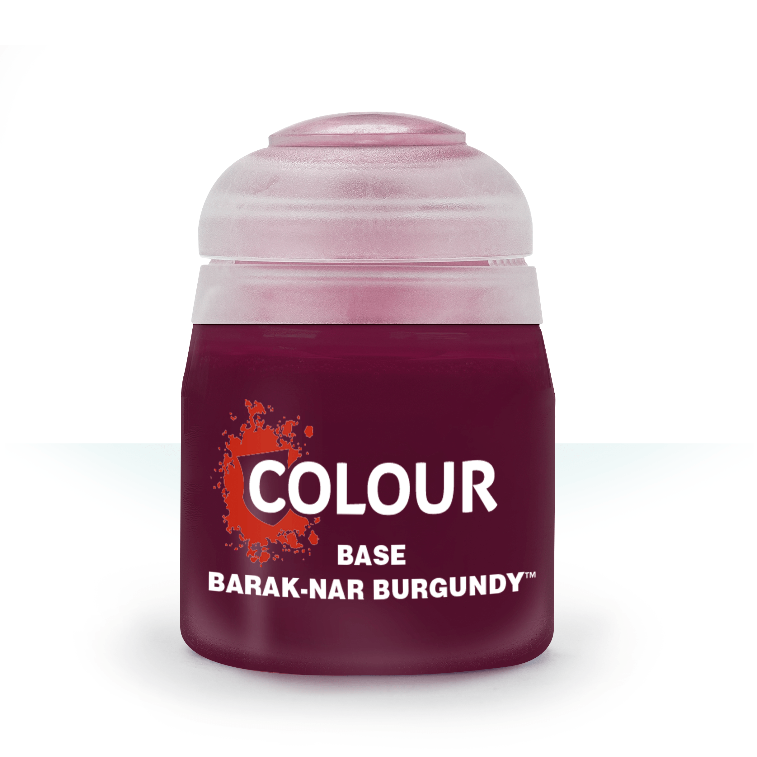 Citadel Base Paints: Barak-Nar Burgundy