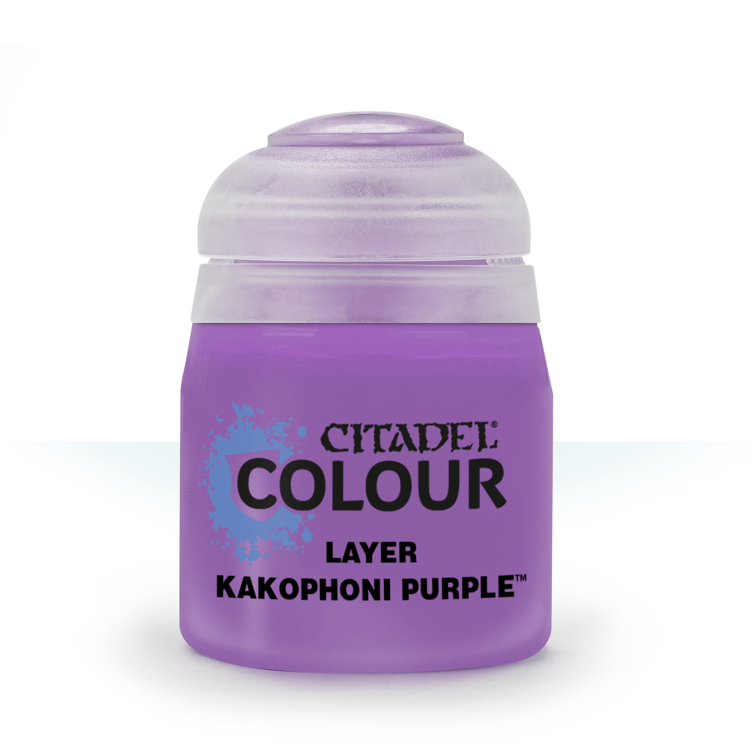 Citadel Layer Paints: Kakophoni Purple