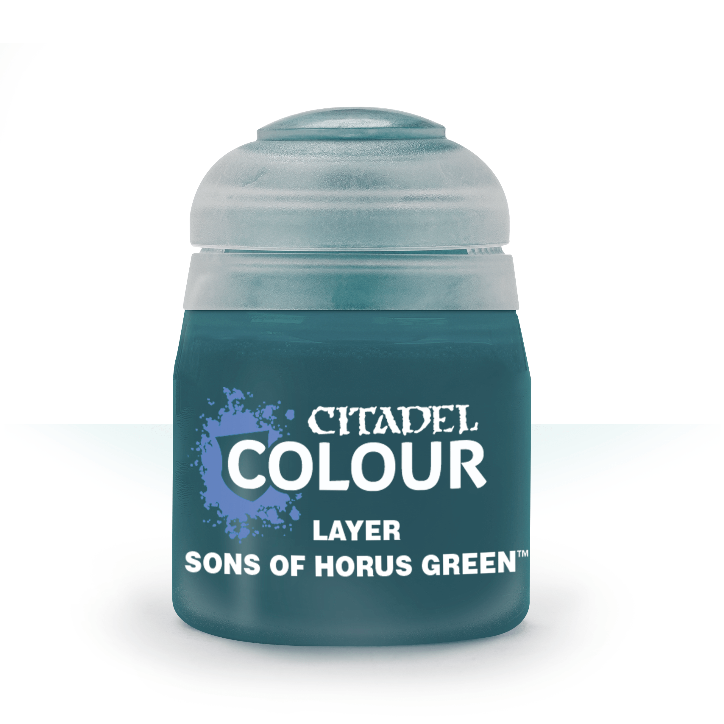 Citadel Layer Paints: Sons of Horus Green