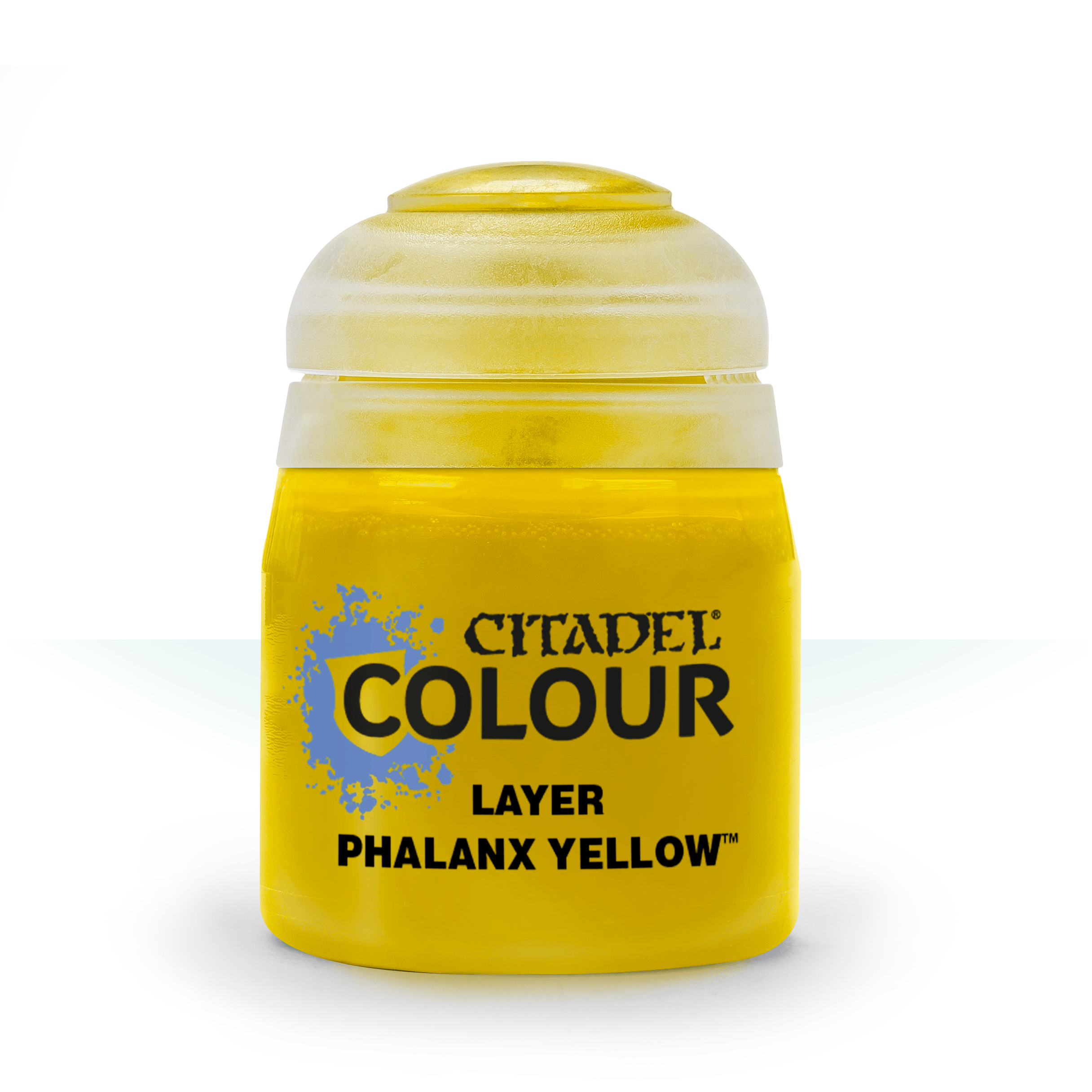 Citadel Layer Paints: Phalanx Yellow