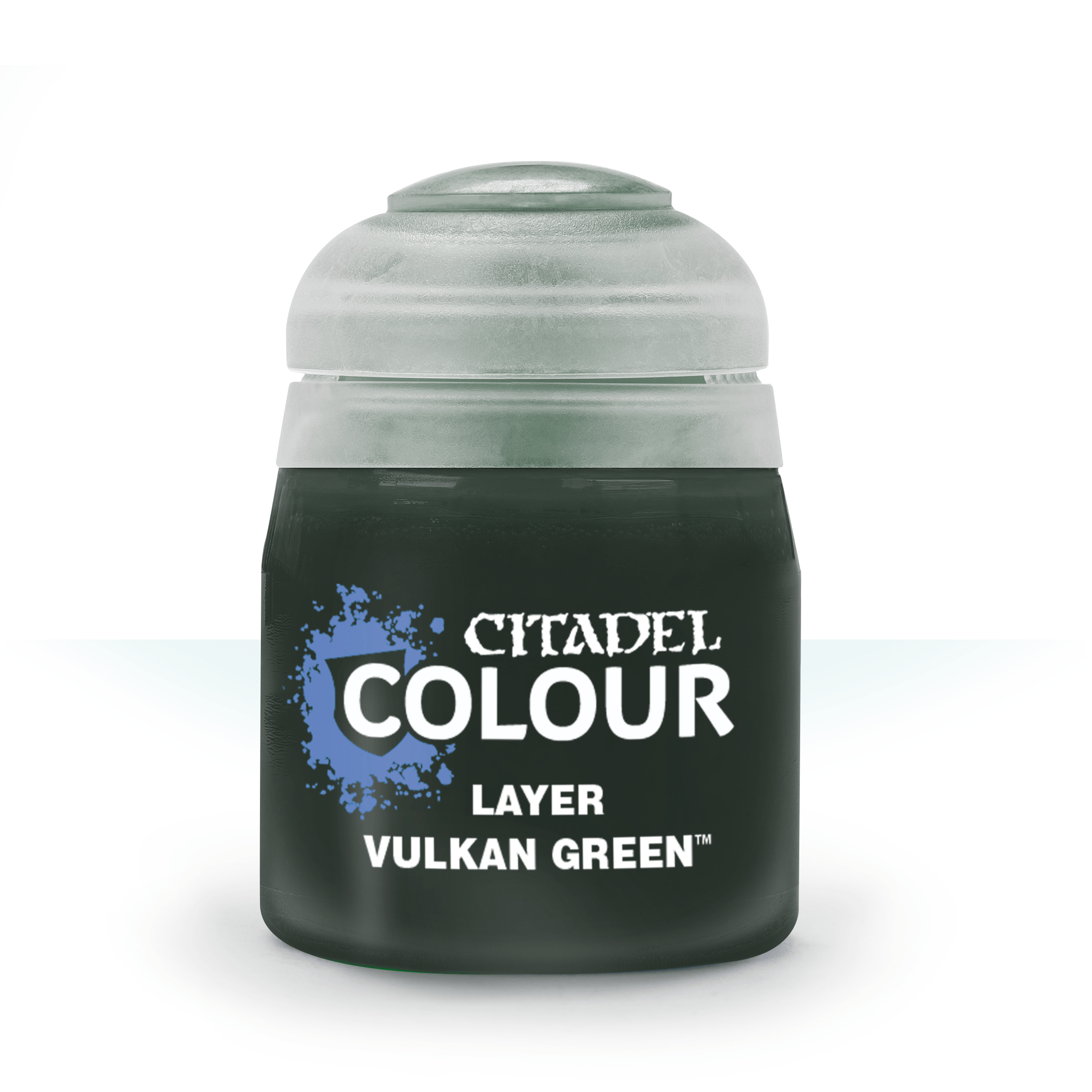Citadel Layer Paints: Vulkan Green