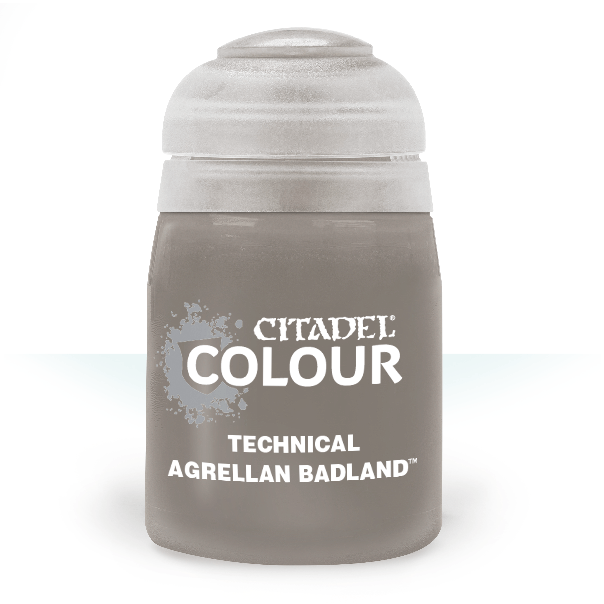 Citadel Technical Paints: Agrellan Badland