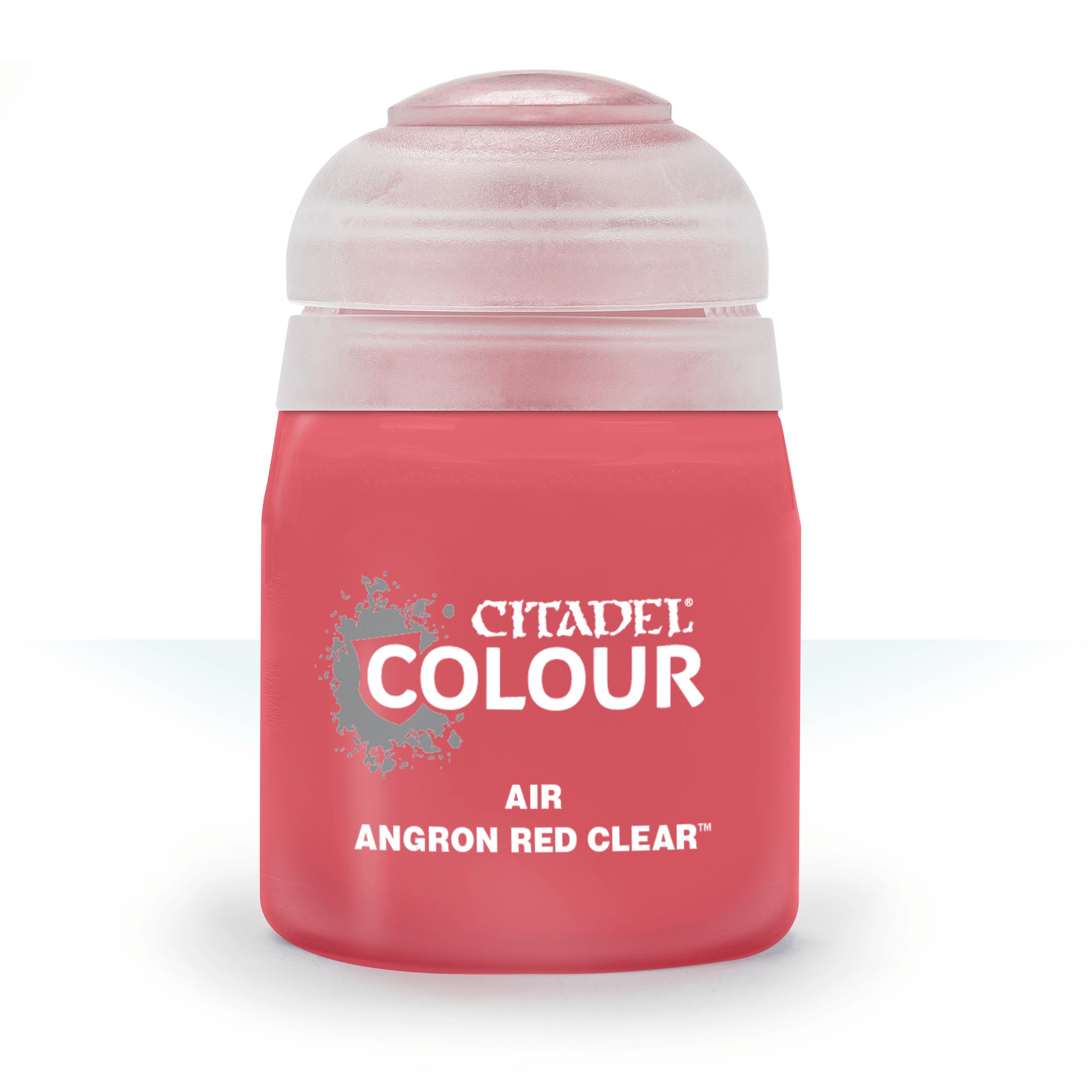 Citadel Airbrush Paints: Angron Red Clear