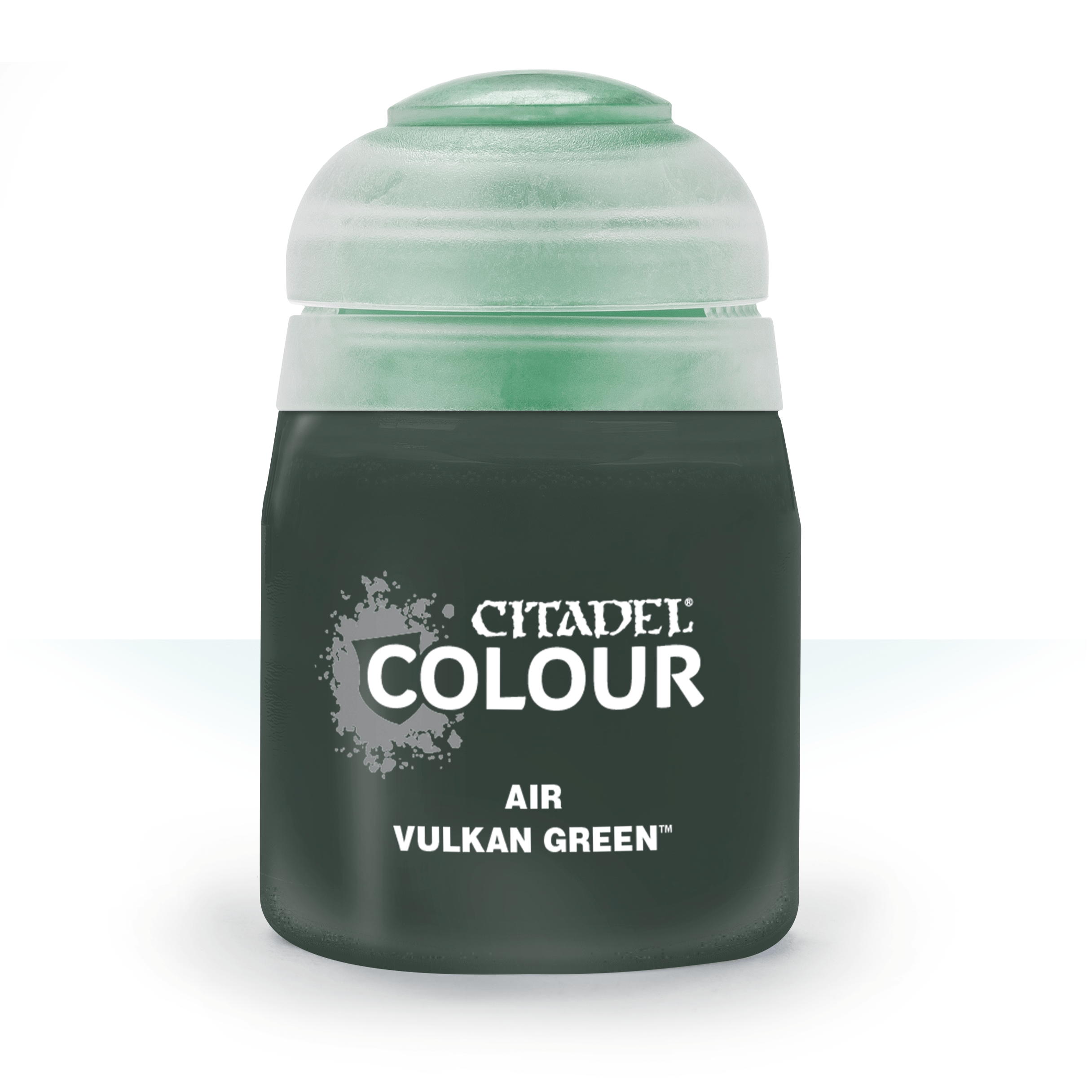 Citadel Airbrush Paints: Vulkan Green