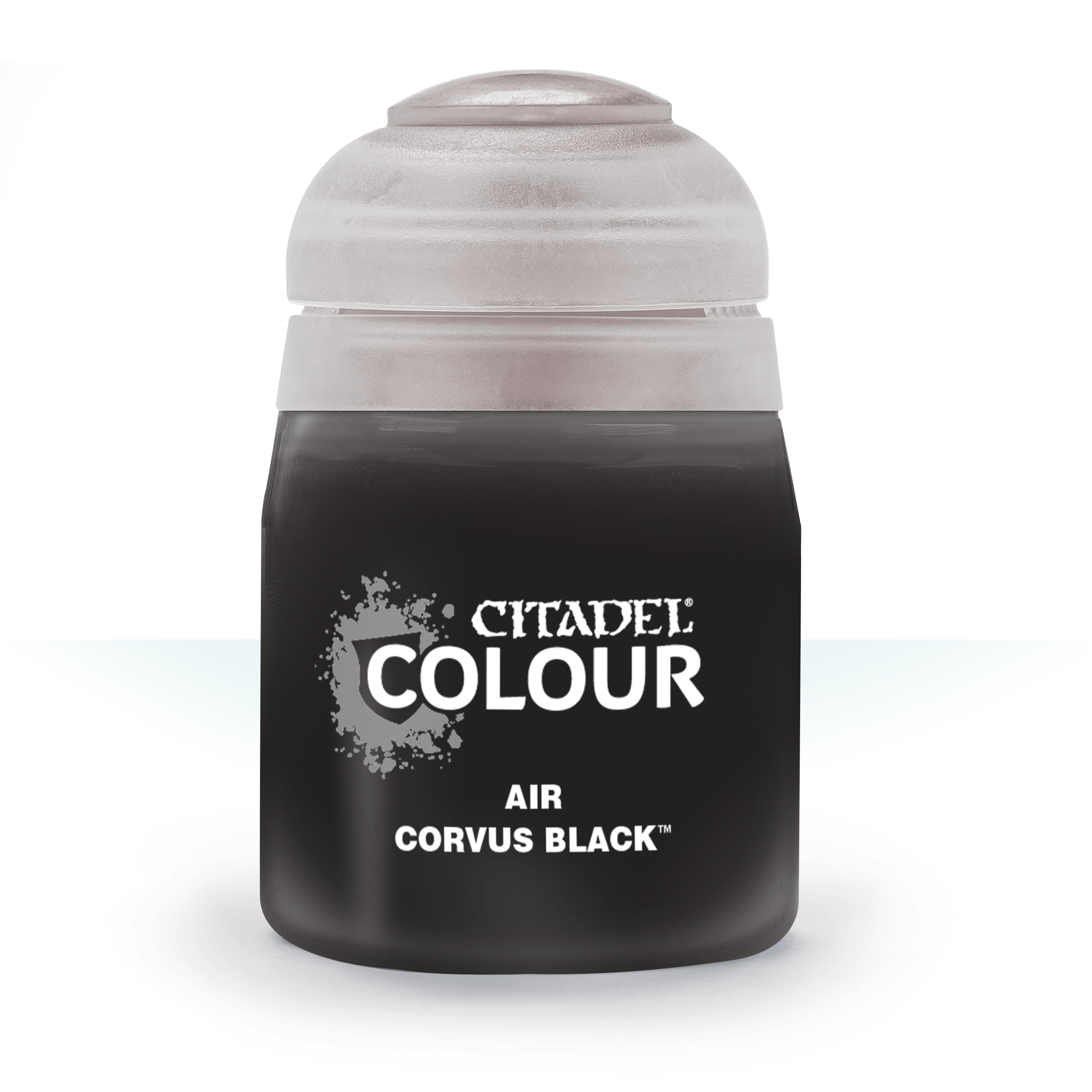 Citadel Airbrush Paints: Corvus Black