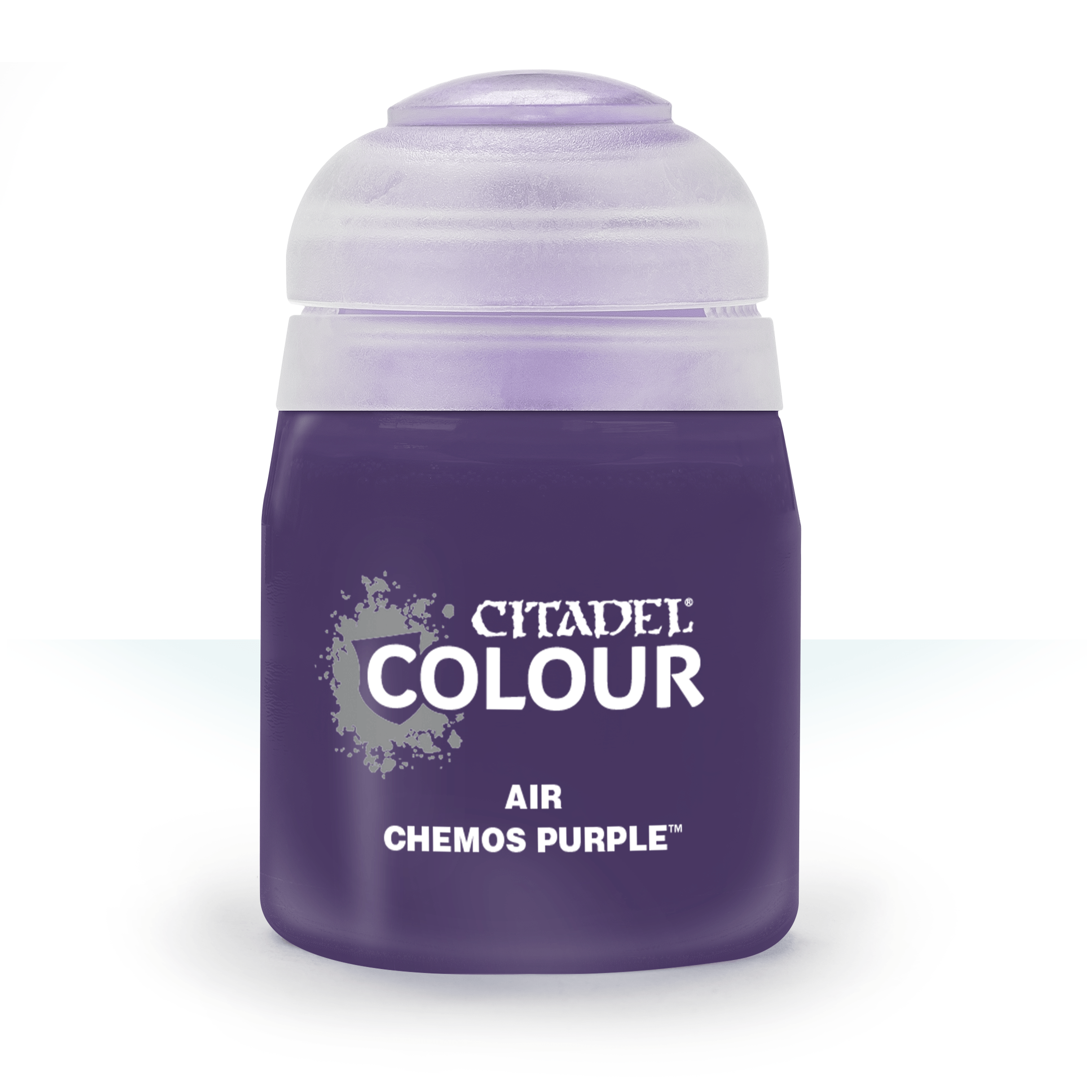 Citadel Airbrush Paints: Chemos Purple