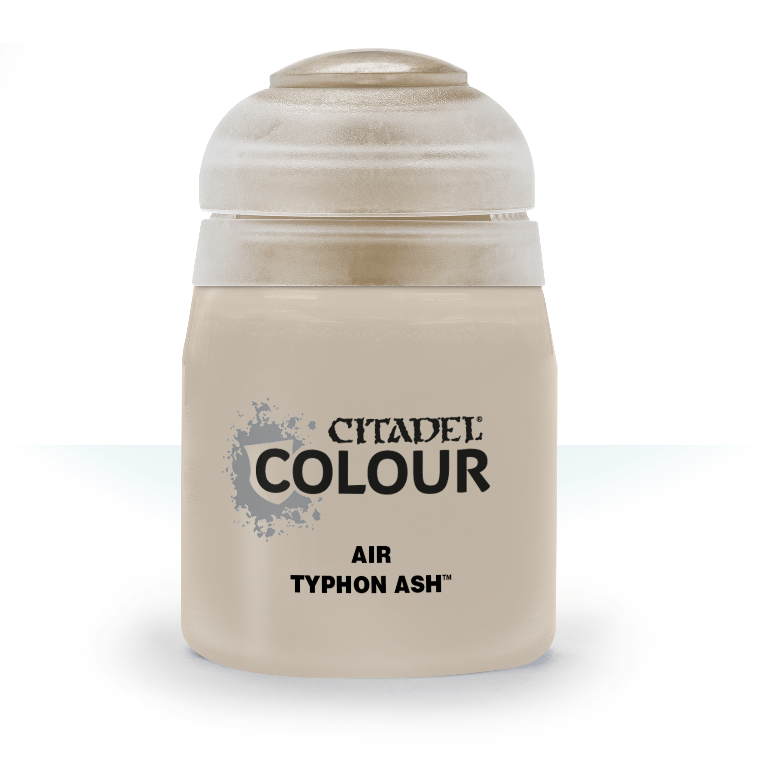 Citadel Airbrush Paints: Typhon Ash
