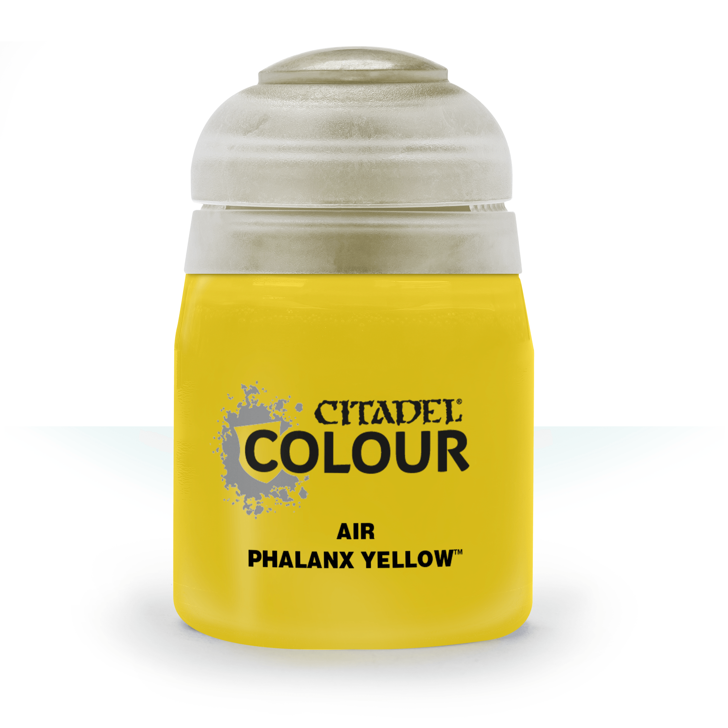 Citadel Airbrush Paints: Phalanx Yellow