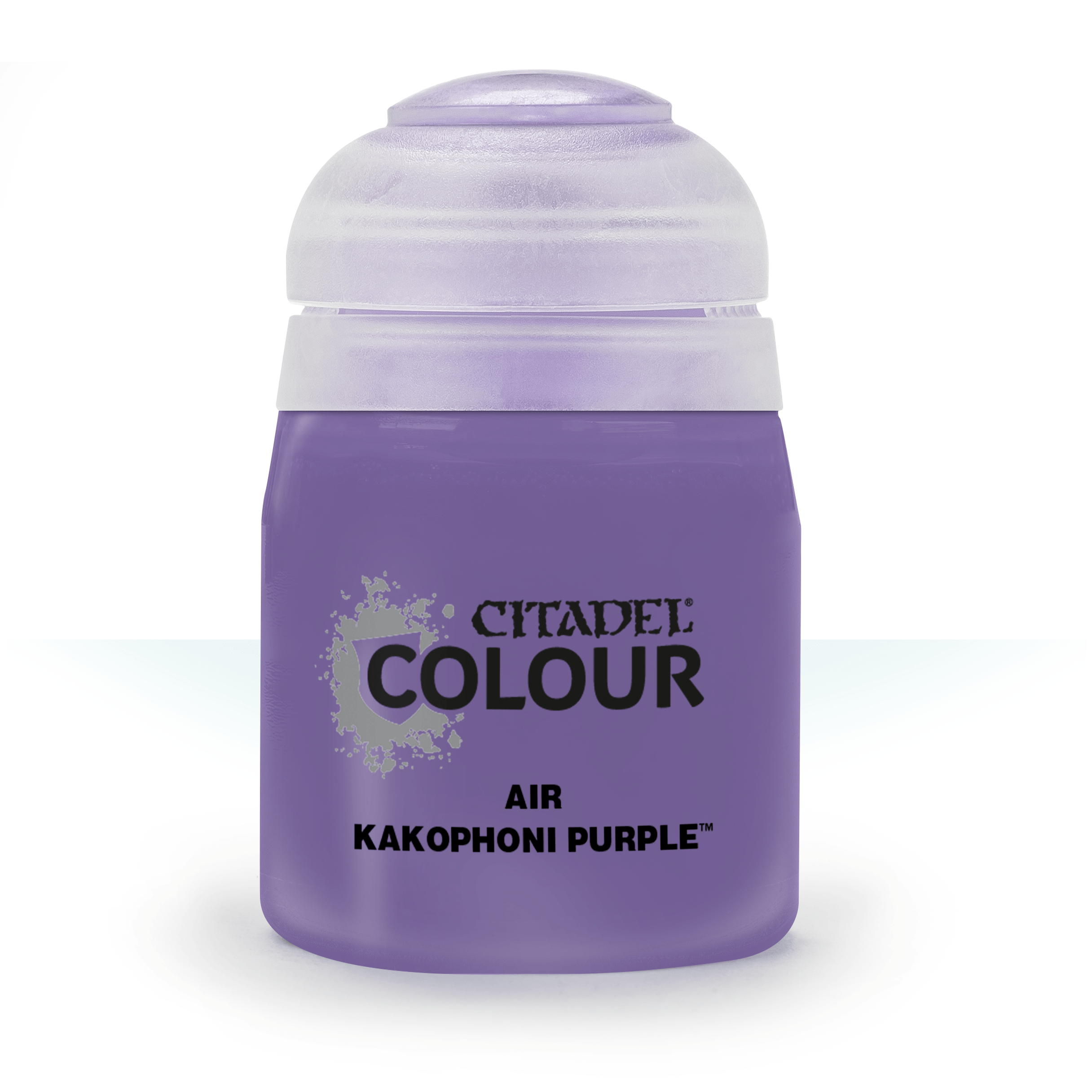 Citadel Airbrush Paints: Kakophoni Purple