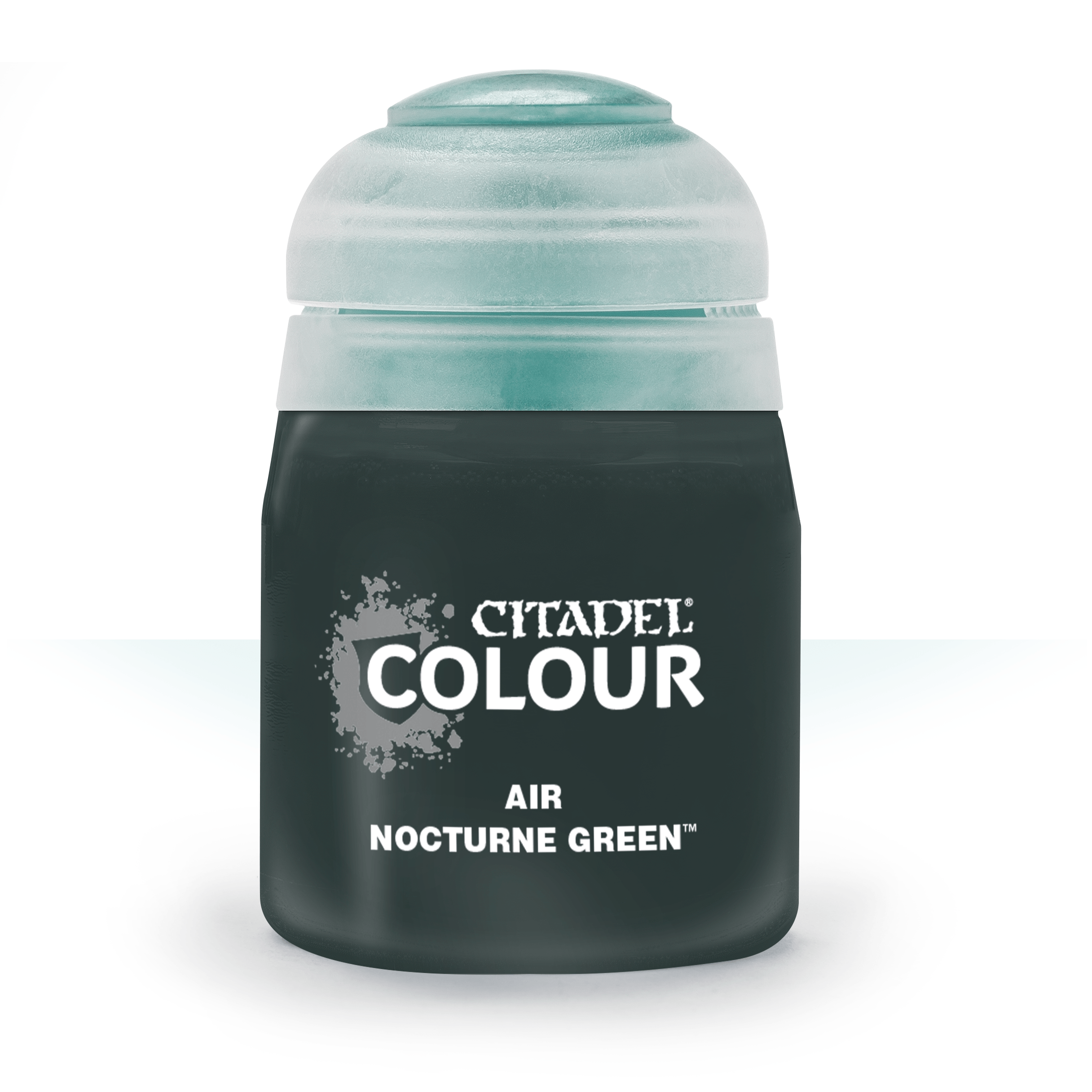 Citadel Airbrush Paints: Nocturne Green