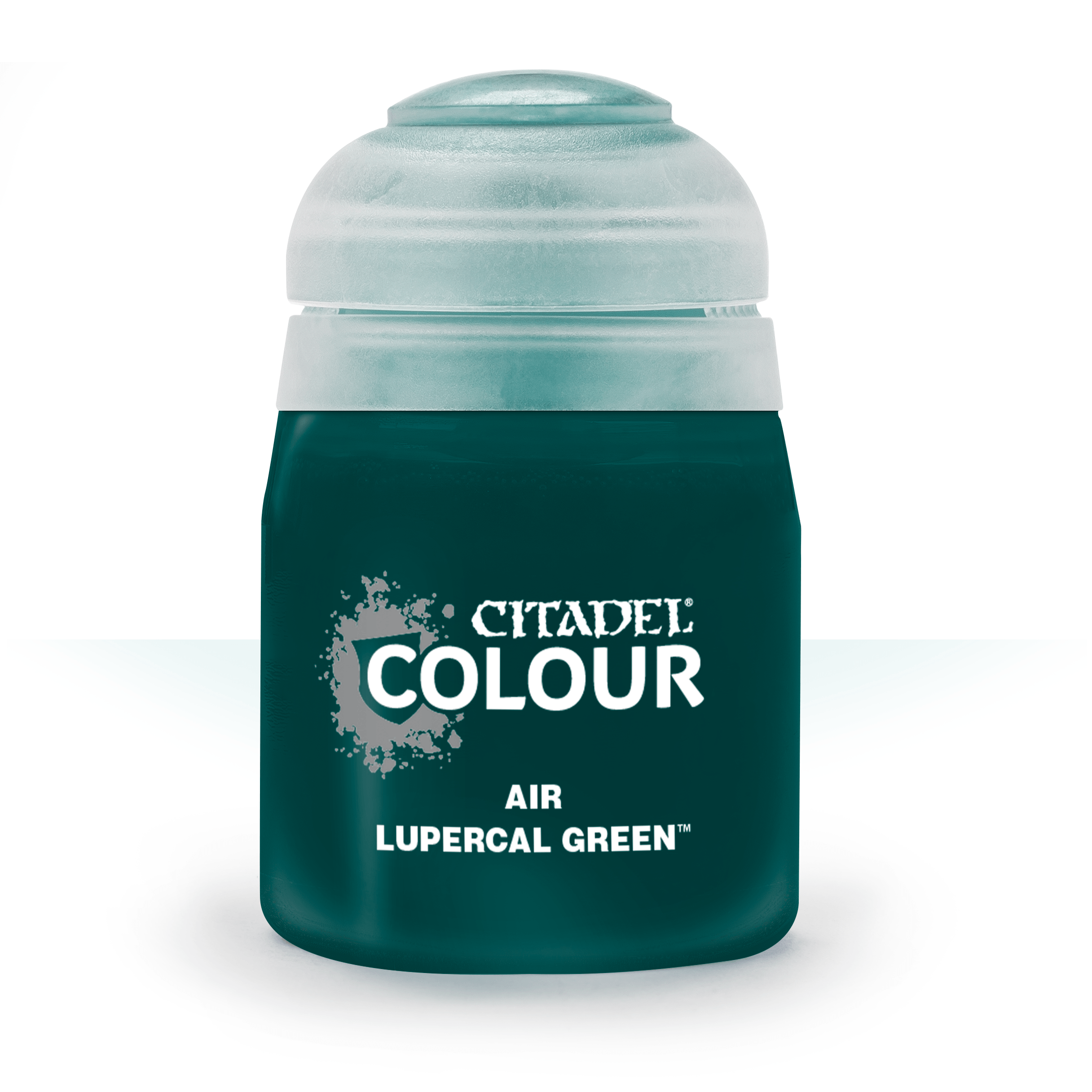 Citadel Airbrush Paints: Lupercal Green